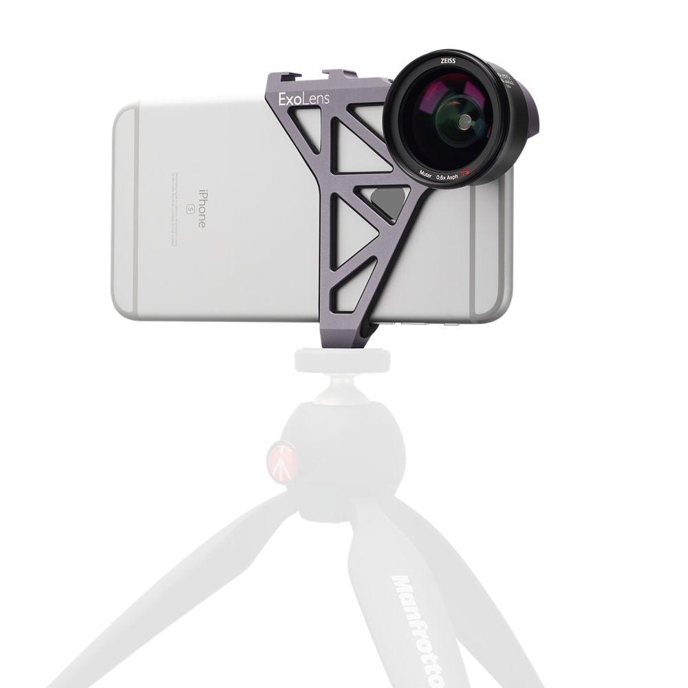 ExoLens Weitwinkel-Objektivset mit ZEISS Optik iPhone 6 / iPhone 6s